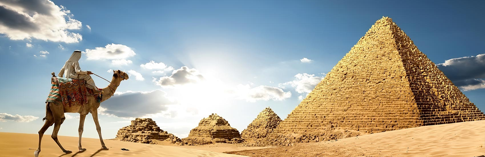 Uncover Egypt with Viking River Cruises