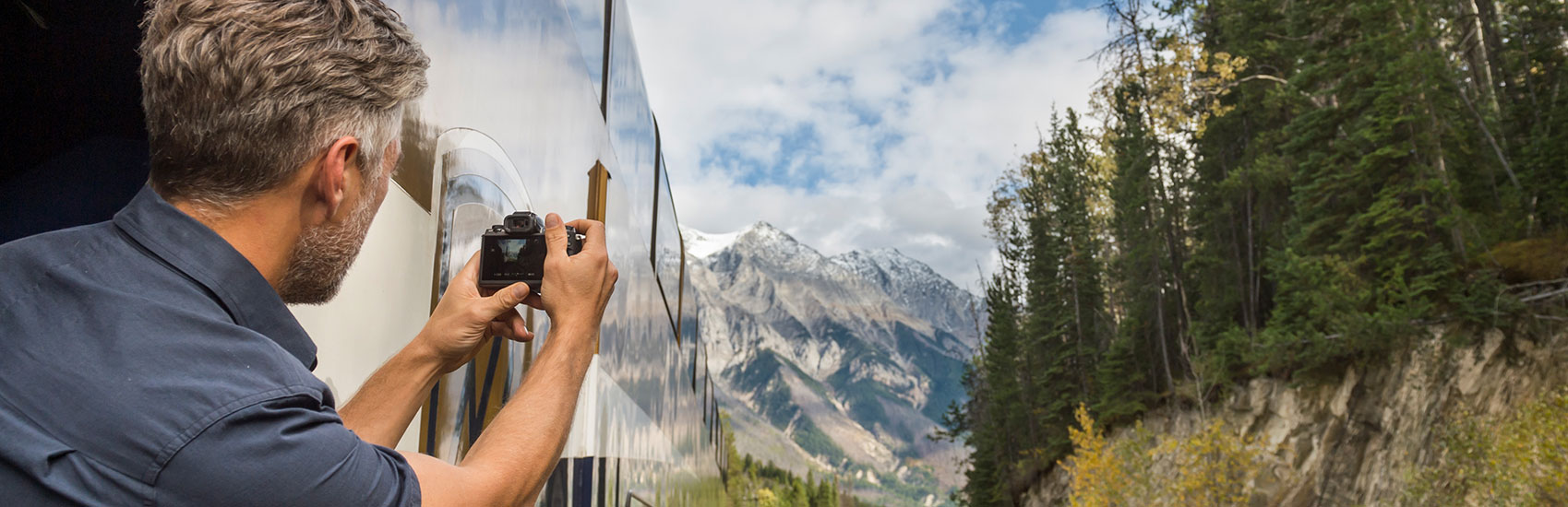 Canadian Residents Offer with Rocky Mountaineer 1