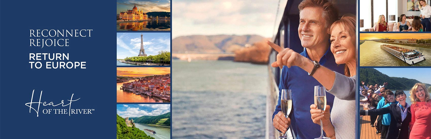 Return to Europe Savings Offer with AmaWaterways
