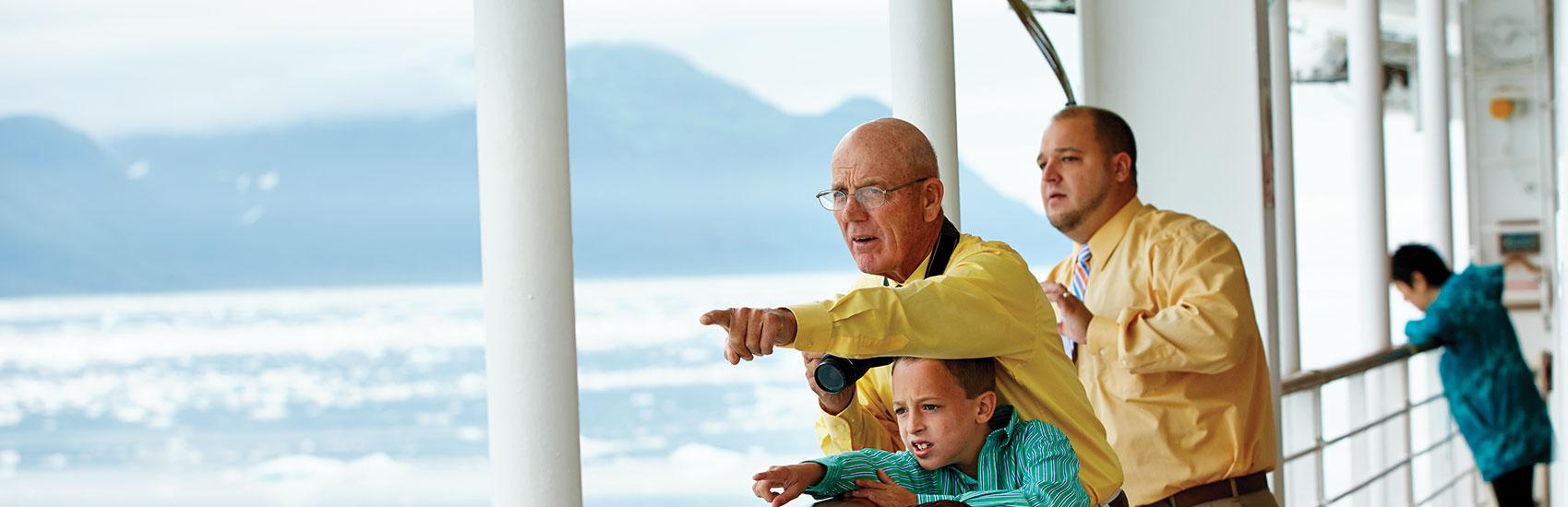 Alaska Cruise Excursions with Princess 4