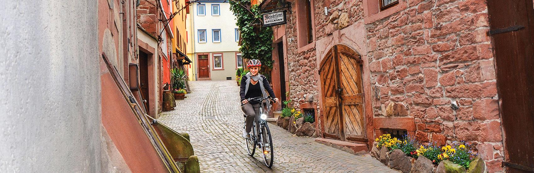 Bike and Hike Along Europe's Rivers