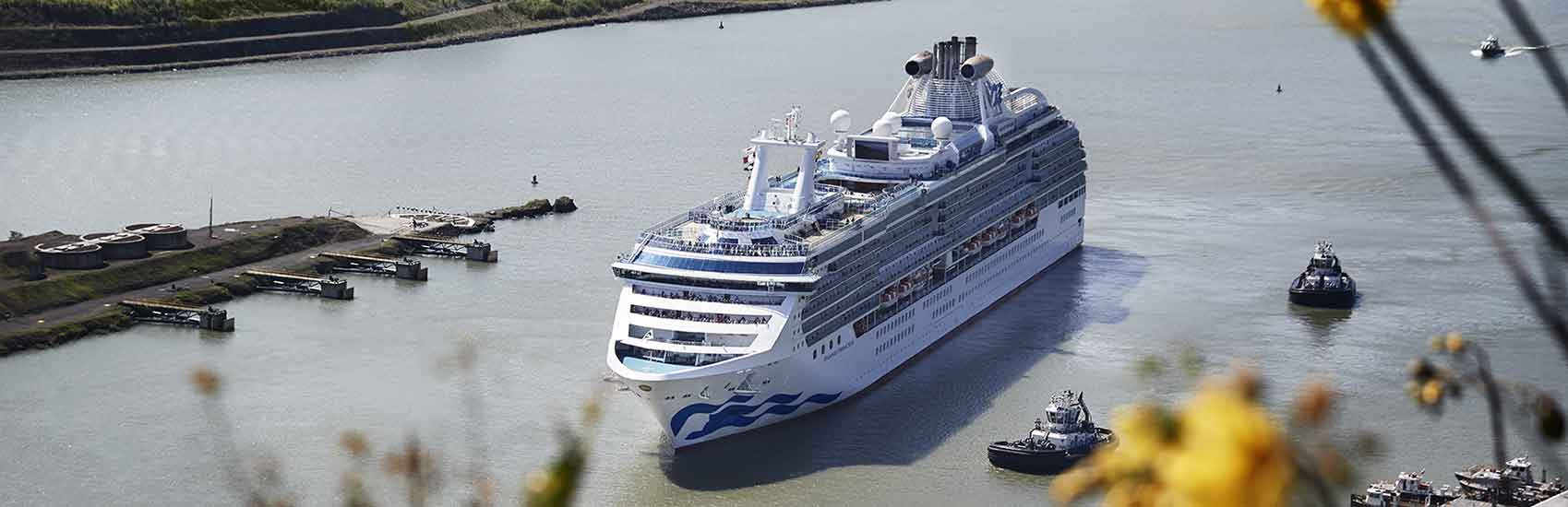 Princess Cruises 2023 World Cruise 5