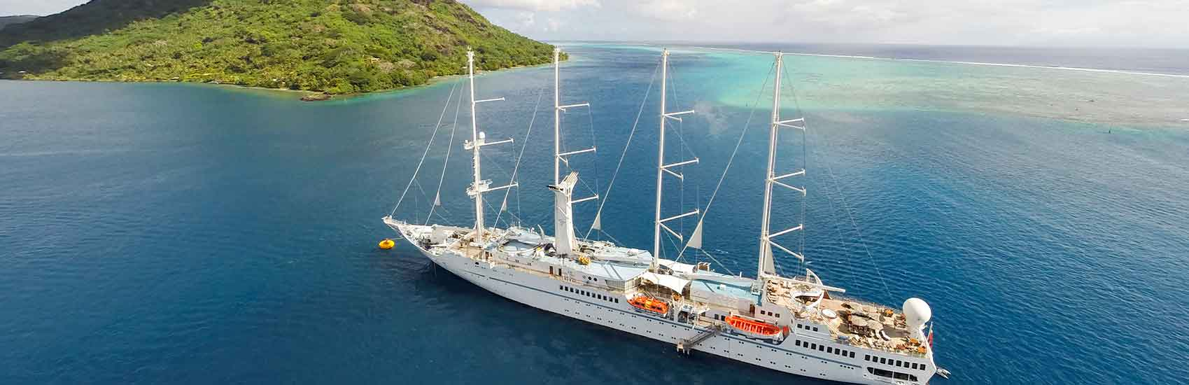 Discover Tahiti in Private Yacht Style with Windstar 0