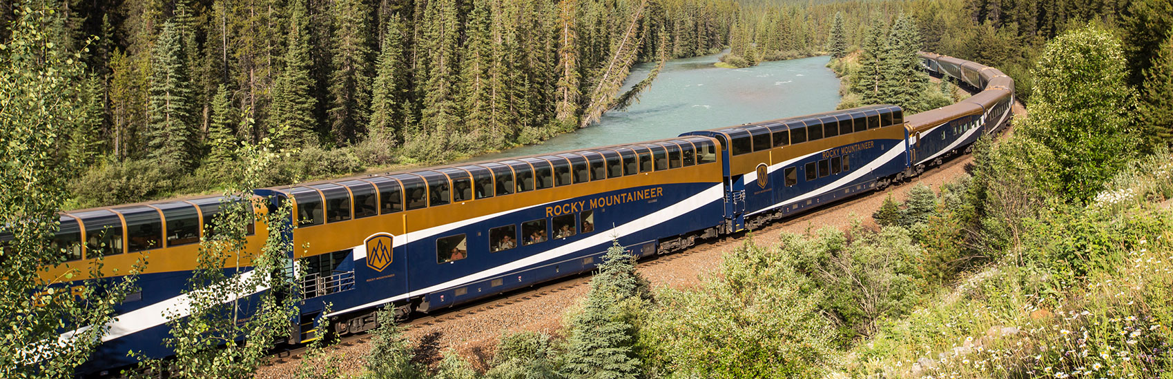Canadian Residents Offer with Rocky Mountaineer
