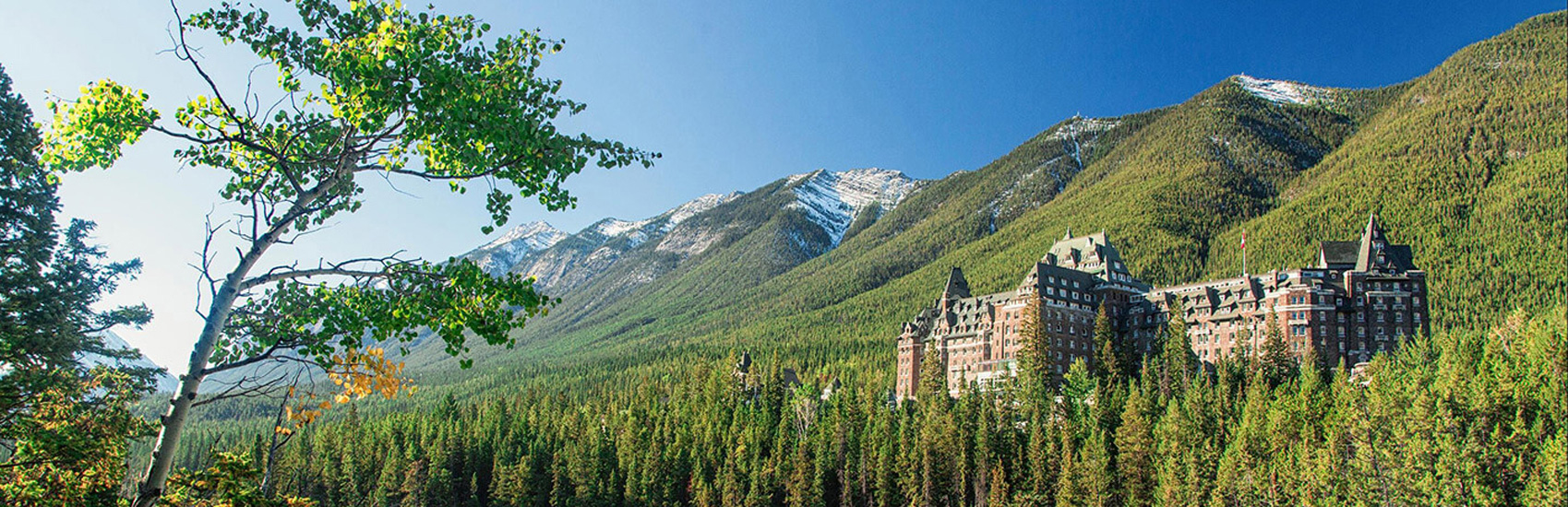 Fairmont Hotels in Canada