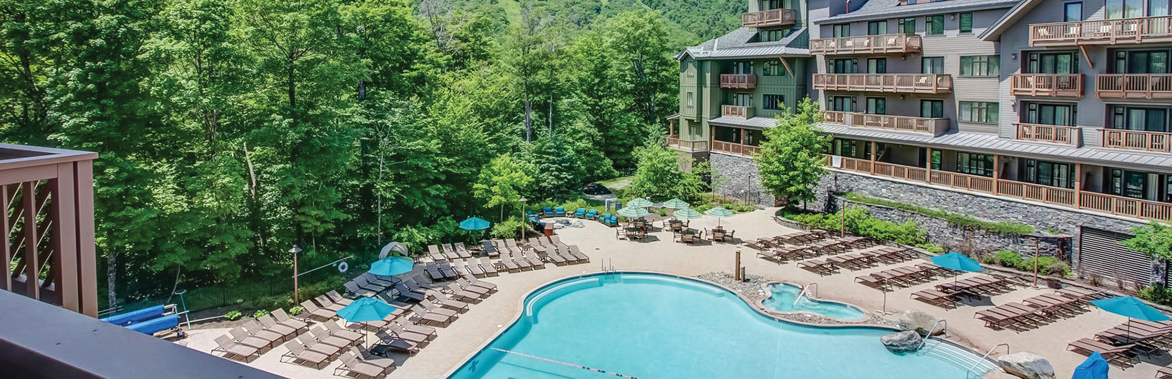 The Lodge at Spruce Peak 1