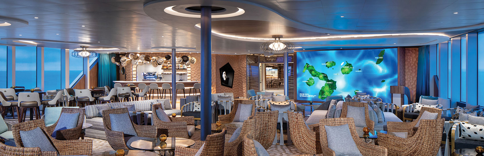 Explore the Galapagos on an All Suite Luxury Mega Yacht 3