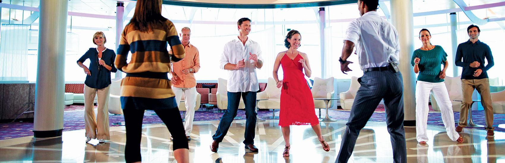 Une infinité d'activités avec Celebrity Cruises 1