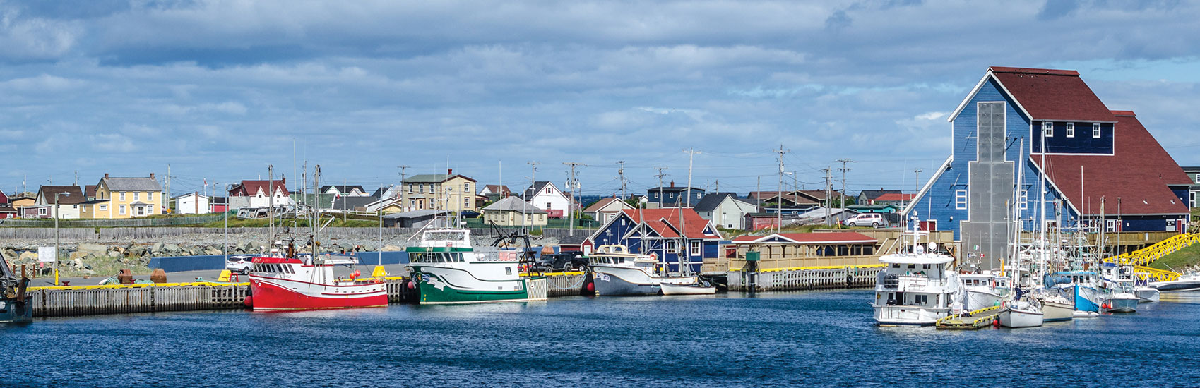 Scenery, History and Fun Await in Newfoundland 2