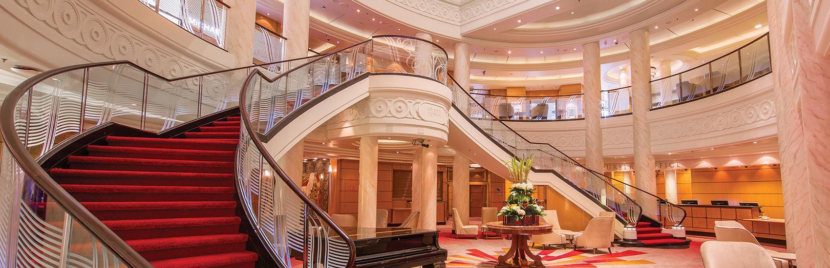 Upgrade Your Cunard Experience 4
