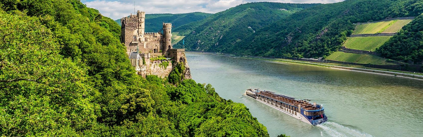 Des réductions exceptionnelles : 2 pour 1 sur certaines croisières fluviales européennes 2