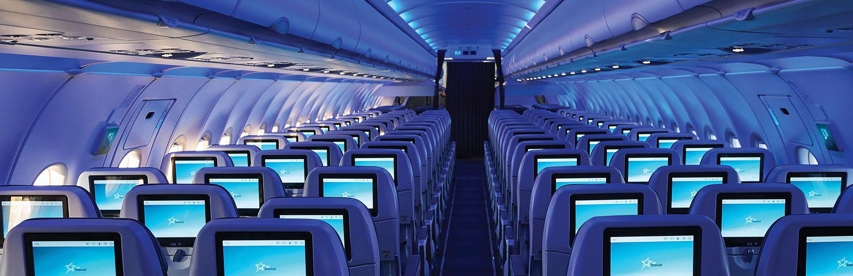 Air Transat New Airbus A321neoLR 0
