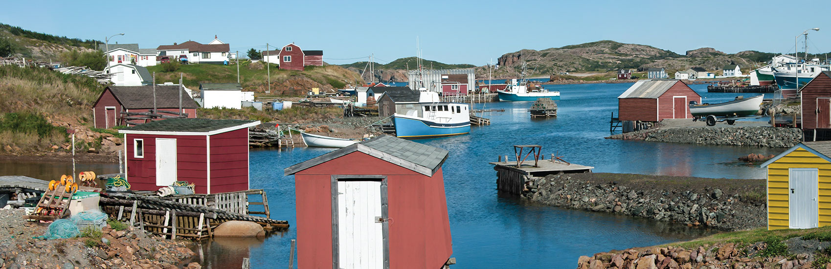 Scenery, History and Fun Await in Newfoundland 0