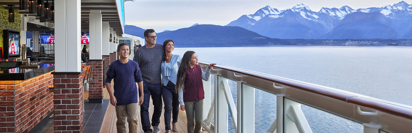 Something For Everyone with Norwegian Cruise Line 1