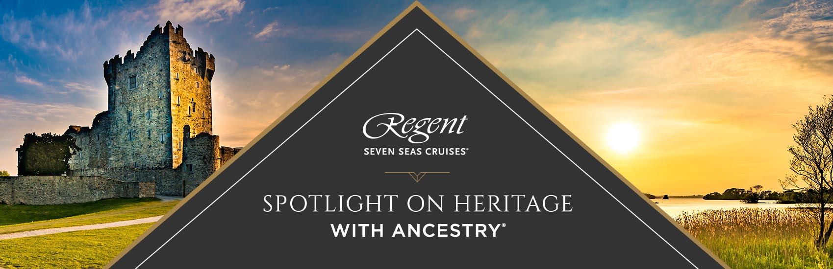 Se retrouver et célébrer avec Regent Seven Seas Cruises 4