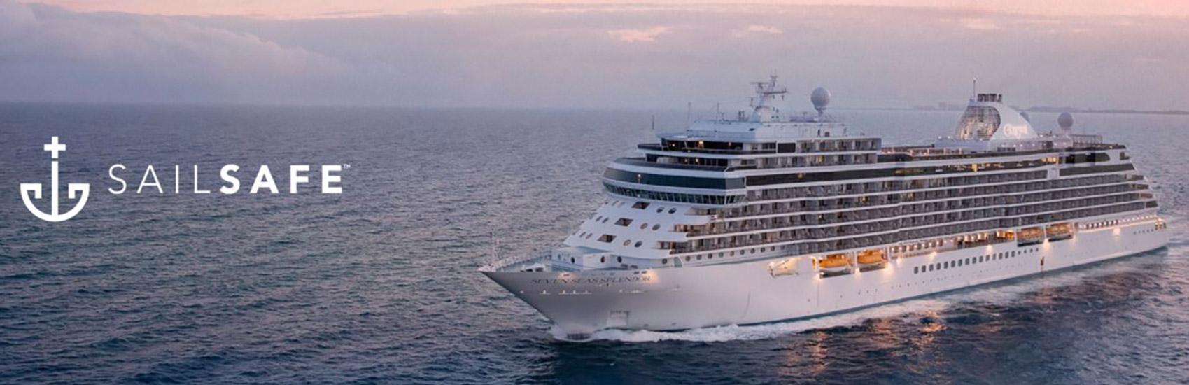 Regent Seven Seas Cruises Enhanced Health and Safety Protocols 0