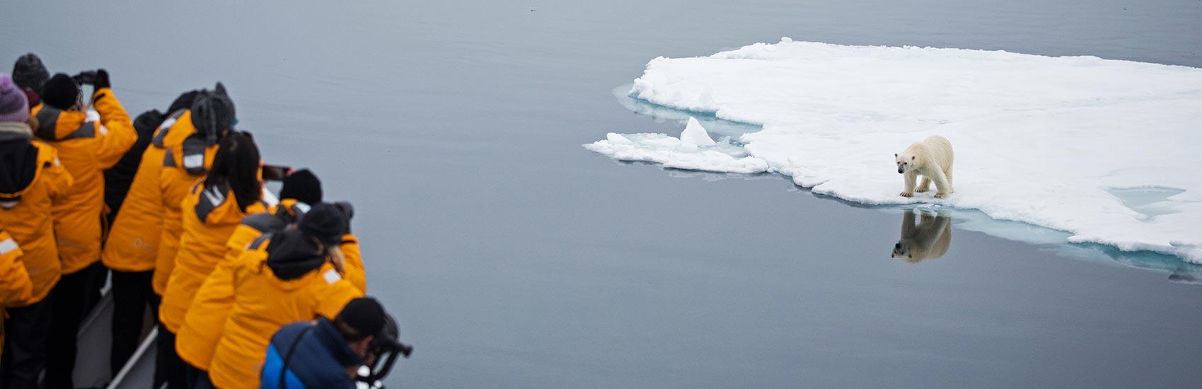 Saison arctique 2023 – Économies sur les réservations anticipées avec Quark Expeditions 0